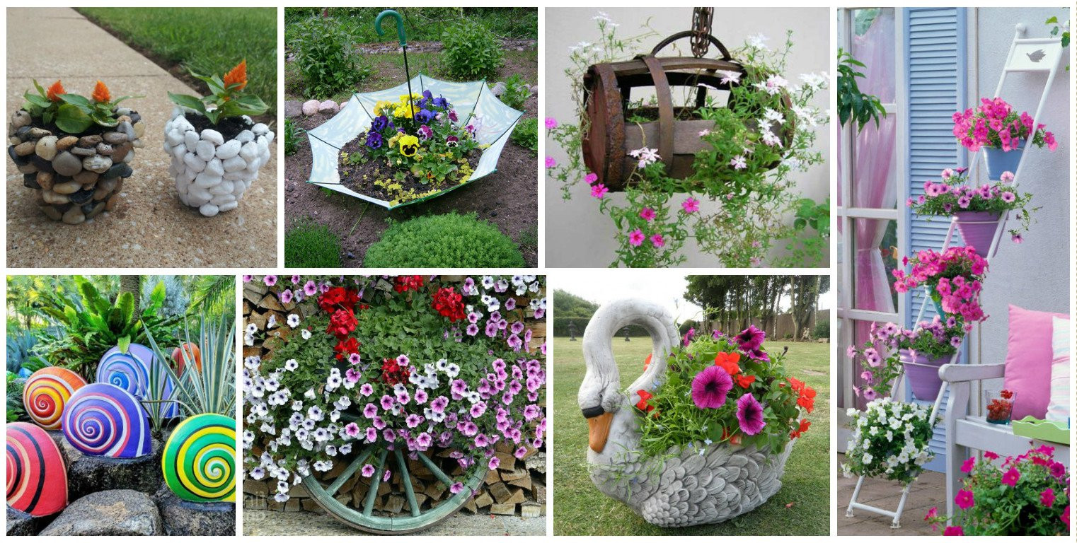 Top 20 garten ideen beste wohnkultur bastelideen for Gartendeko idee