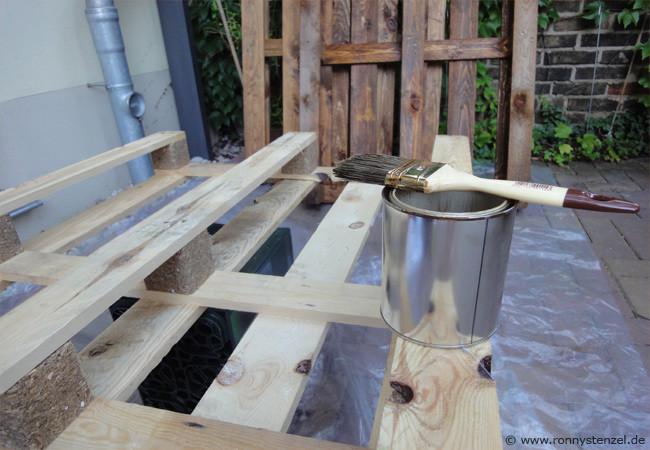 Gartenmöbel Selber Bauen  Gartenmöbel aus Paletten – Wie Sie Gartenmöbel selber