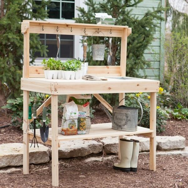 Gartenmöbel Selber Bauen  Gartenmöbel selber bauen Trendige Ideen für den kommenden