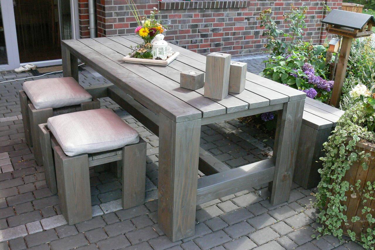 Gartenmöbel Selber Bauen  Interessant Spannende Gartenmöbel Selber Bauen Gartenmobel