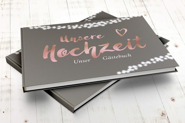 Gästebuch Hochzeit Fragen  Hochzeitsgästebuch Hochzeit Gästebuch mit Fragen