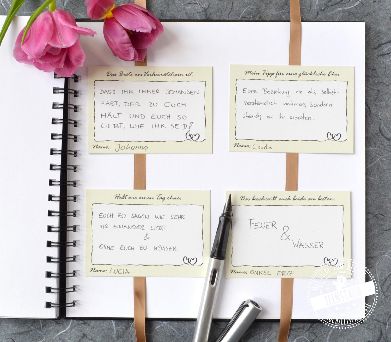 Gästebuch Hochzeit Fragen  Hochzeit fragen gästebuch Gästebuch Hochzeit online