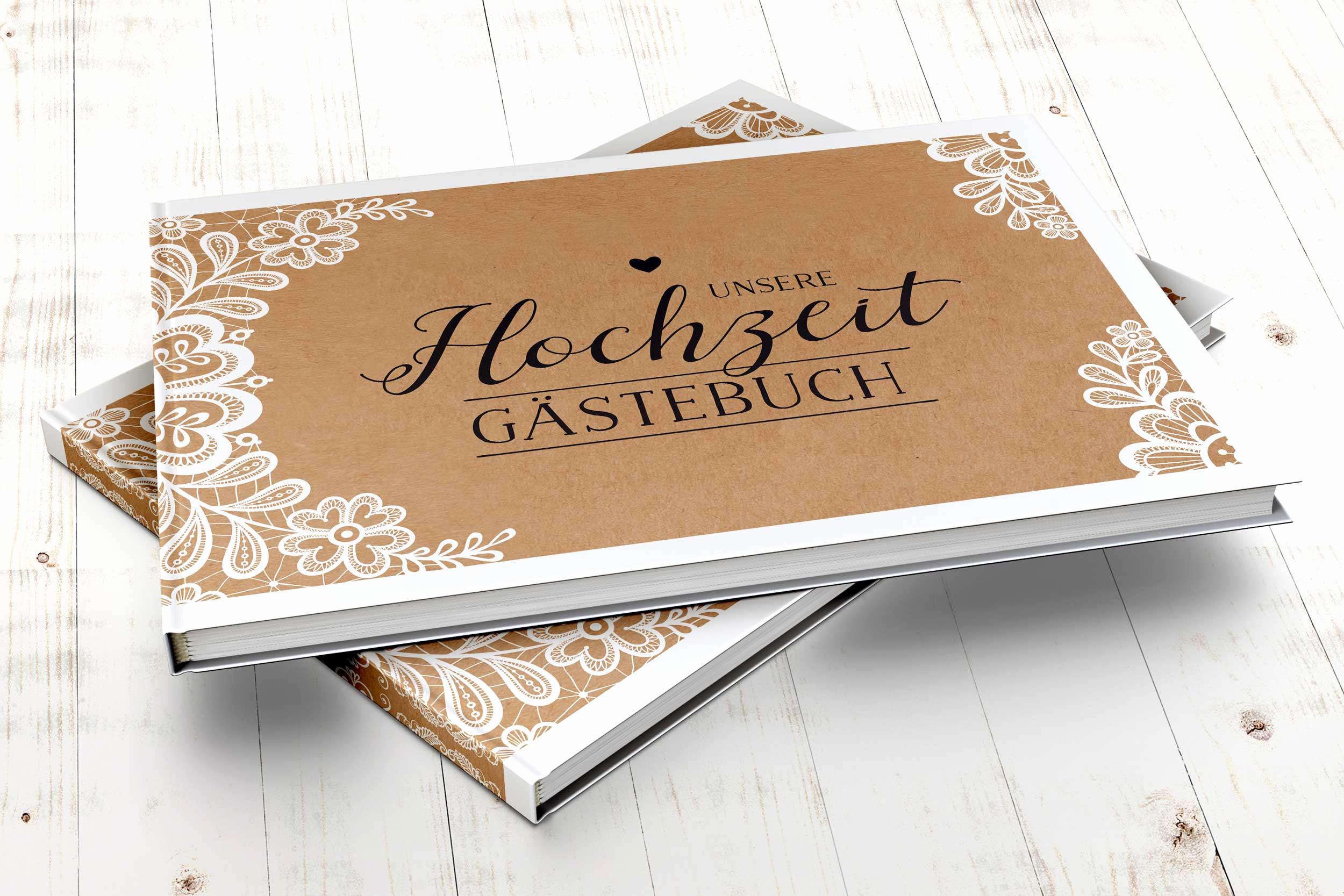 Gästebuch Hochzeit Ideen  Gästebuch Hochzeit Gestalten Ideen Ideen Gästebuch Karten