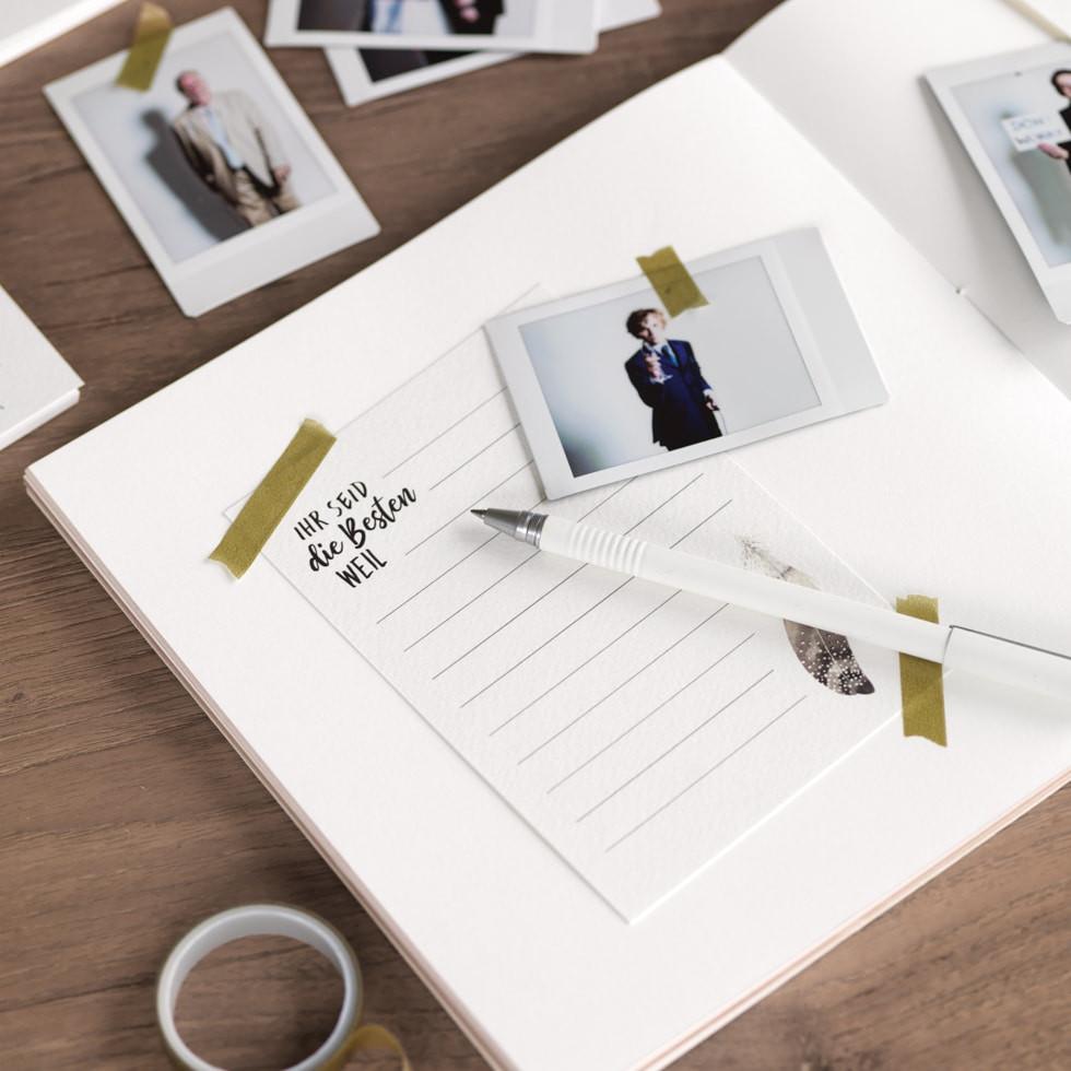 Gästebuch Hochzeit Ideen  Accessoires für eure Boho Hochzeit