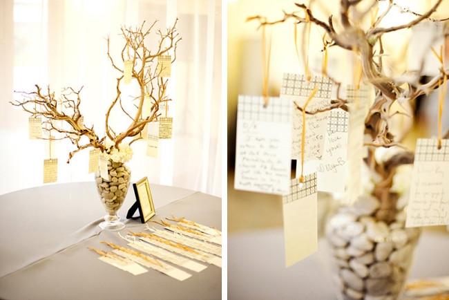 Gästebuch Hochzeit Ideen  Kreative Ideen für das Gästebuch zur Hochzeit im Herbst