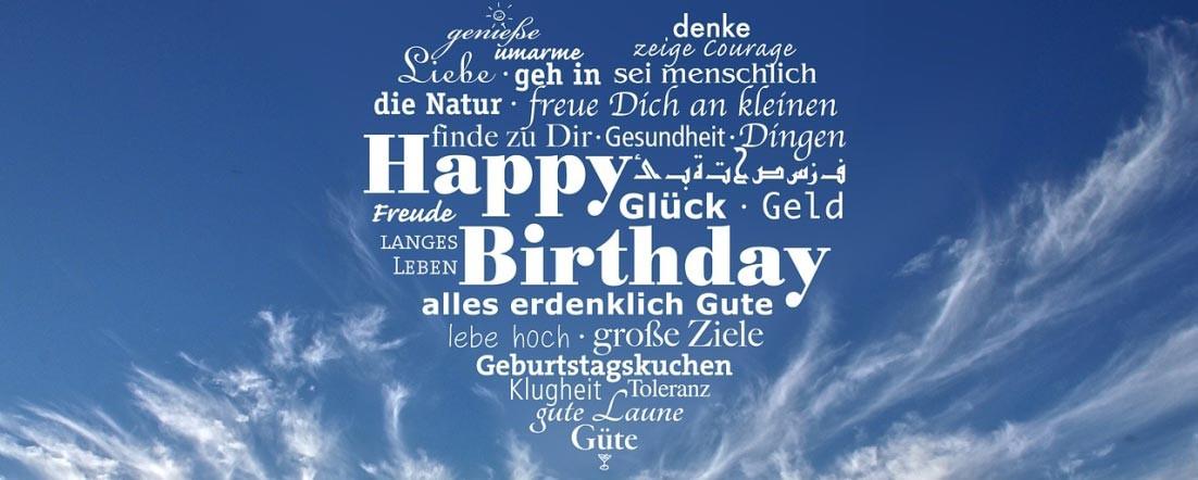 Geburtstag Zitate  Lebensweisheiten geburtstag 6 Happy Birthday World