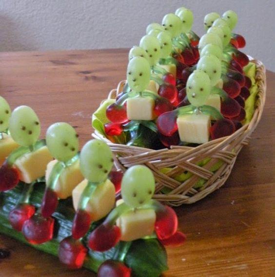 Geburtstagsfeier Essen  Tolles Rezept für eine Kinderparty Ihr braucht dafür eine