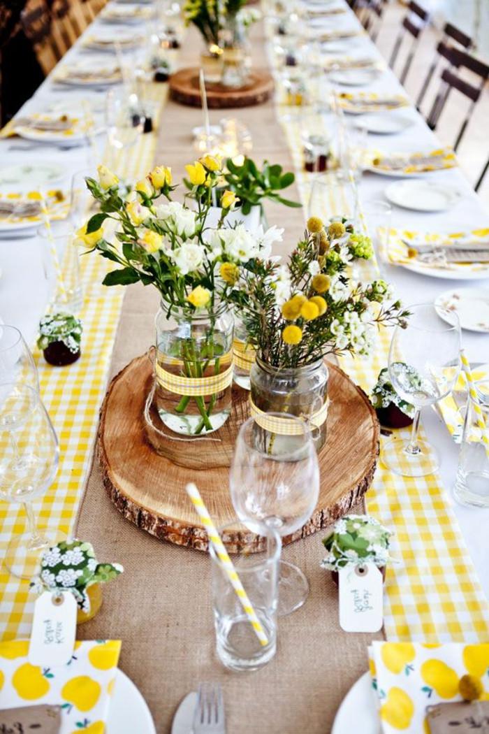 Geburtstagsfeier Ideen Erwachsene  Tischdeko für Sommerparty 48 neue Ideen Archzine