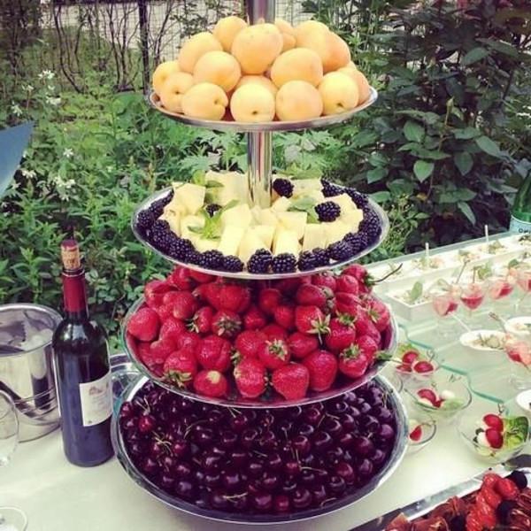 Geburtstagsfeier Ideen Erwachsene  25 Ideen für Dekoration zum Geburtstag im Garten