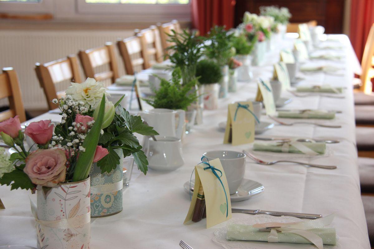 Geburtstagsfeier Ideen Erwachsene  Tischdeko 75 Geburtstag Tischdeko