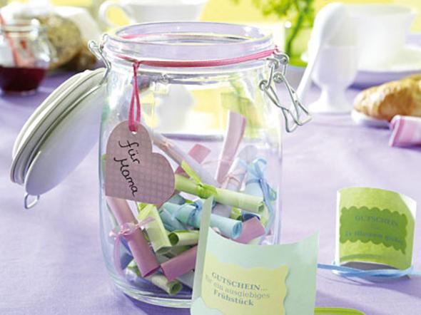 Geburtstagsgeschenke Für Mama Selber Machen  Muttertagsgeschenk Ideen zum Selbermachen