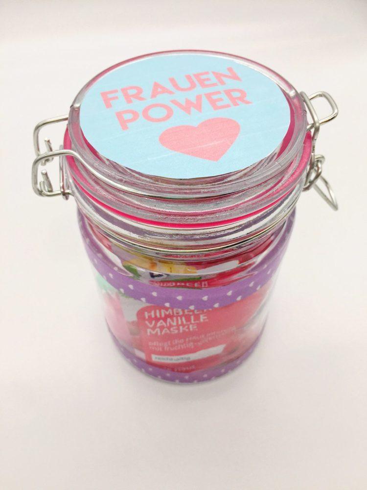 Geburtstagsgeschenke Für Mama Selber Machen  DIY Geschenke im Glas selber machen