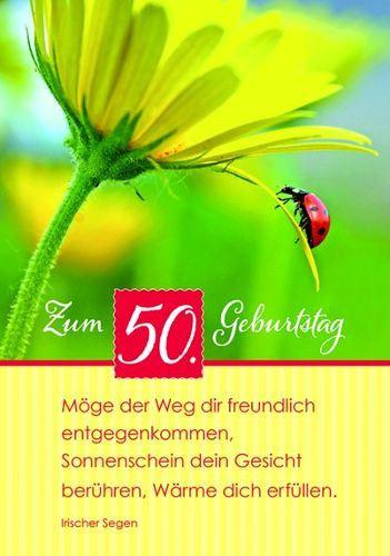 Geburtstagskarten 50  Extrem Geburtstagskarte 50 Geburtstag &PV46