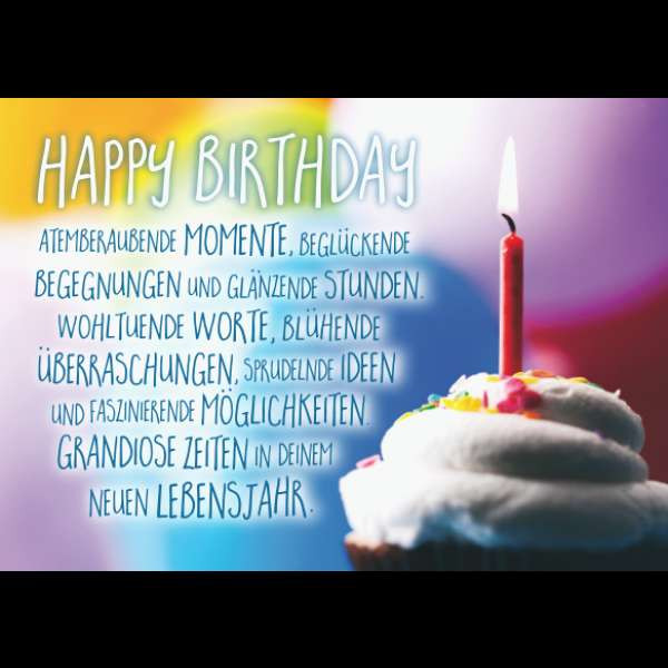 Geburtstagssprüche Besinnlich Spruch Zum Geburtstag  Zitate 30 Geburtstag