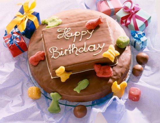 Geburtstagstorte Kinder  Kinder Geburtstagstorte für Kinder Rezept