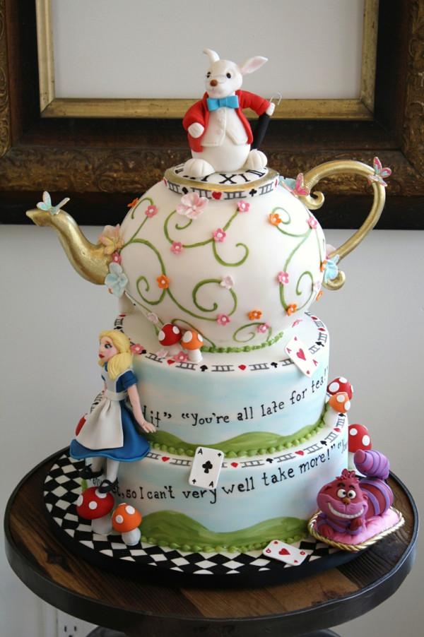 Geburtstagstorte Kinder  Die perfekte Geburtstagstorte für jedes Alter finden