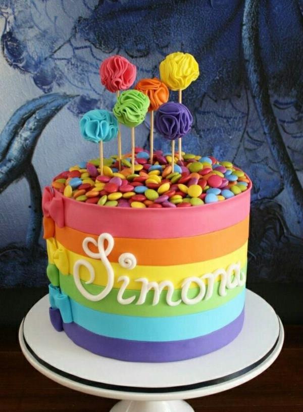 Geburtstagstorte Kinder  Kinder Geburtstagstorten 80 entzückende Ideen