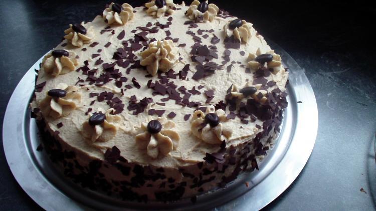 Geburtstagstorte Rezept  Marias Geburtstagstorte