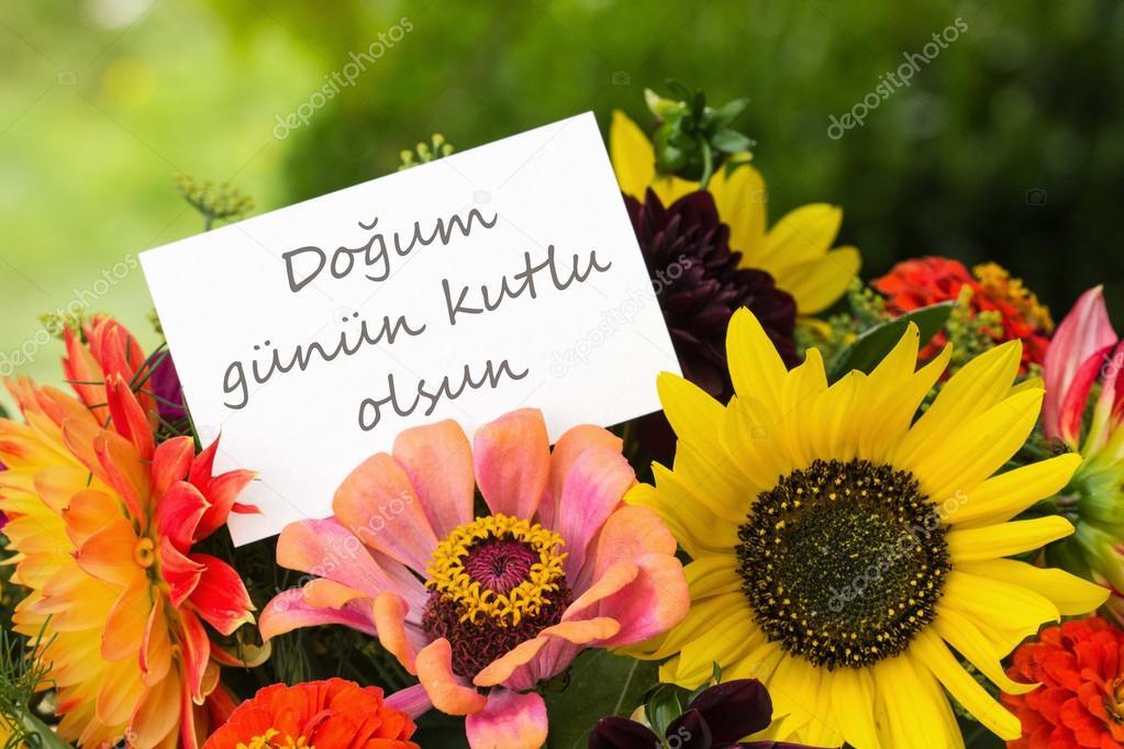 Geburtstagswünsche Auf Türkisch  Alles Gute Zum Geburtstag Auf Türkisch