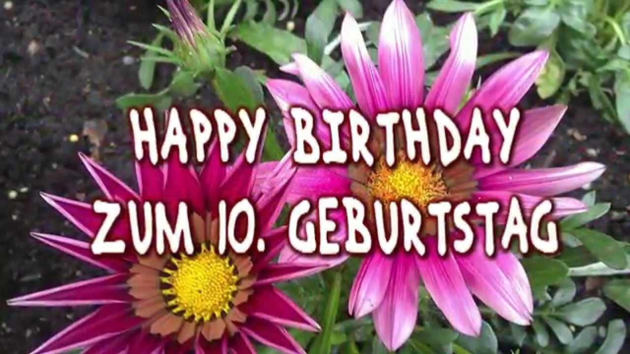 Besten Geburtstagswünsche