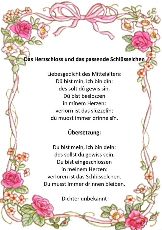 Gedicht Liebe Hochzeit  Hochzeitswünsche und Zitate für das Brautpaar