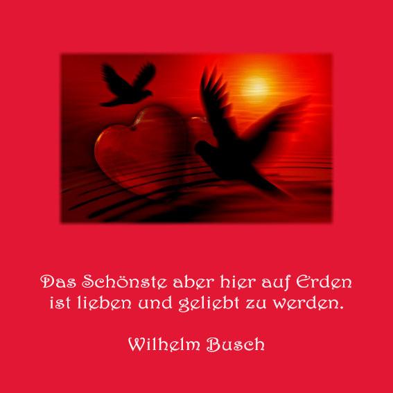 Gedichte Diamantene Hochzeit Wilhelm Busch  Wilhelm Busch Gedichte Hochzeit