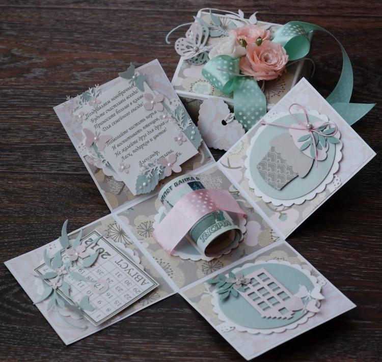 Geld Zur Hochzeit Verpacken  Geldgeschenke zur Hochzeit originell verpacken 47 Ideen
