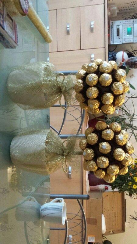 Geschenk Für Goldene Hochzeit  Goldene Hochzeit Goldene Hochzeit Pinterest