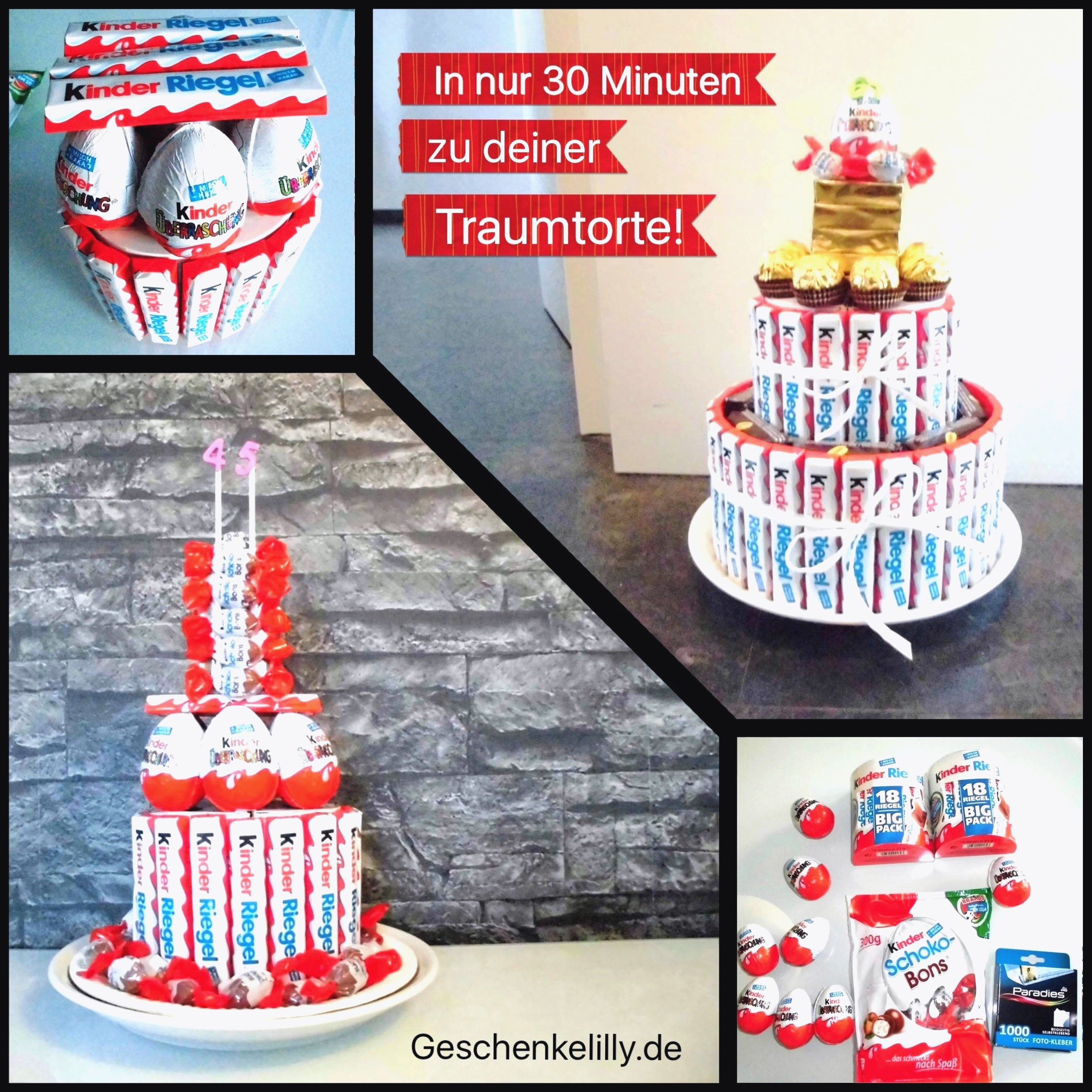 Geschenke 18 Geburtstag Selber Machen  Lustige Geschenke Zum 18 Geburtstag Selber Machen