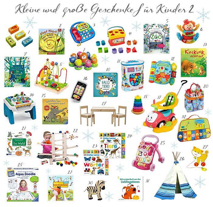 Geschenke Für 1 Jährige  Geschenke ab 1 Jahr bis 3