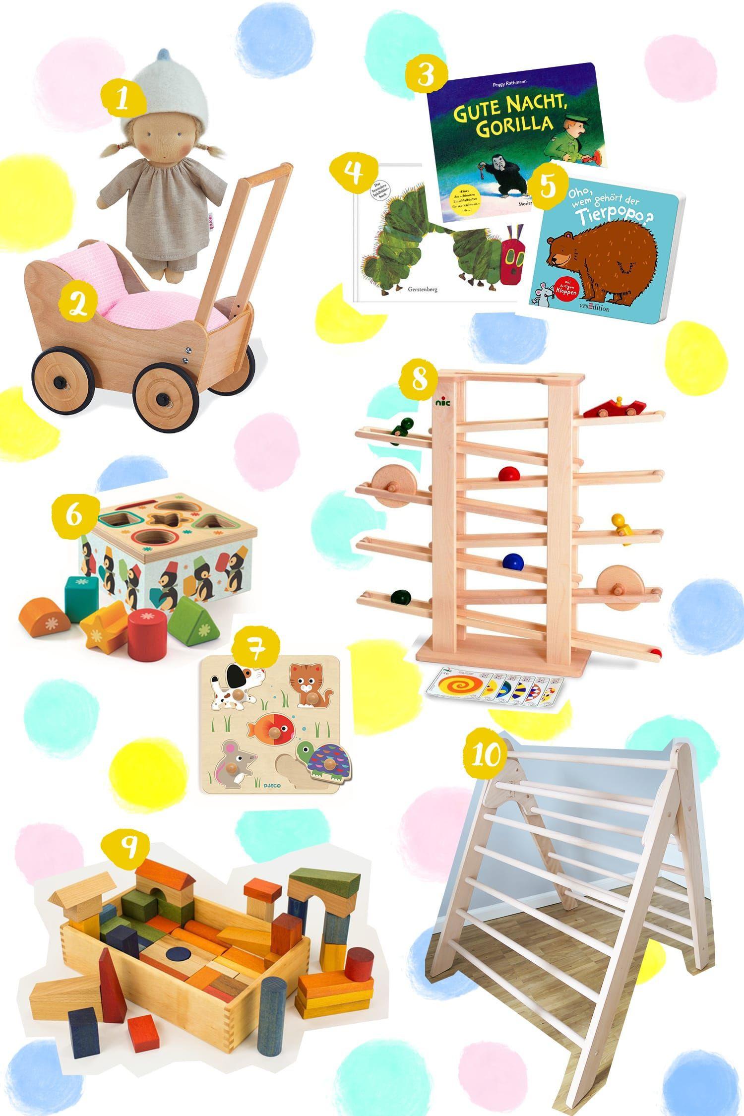 Geschenke Für 1 Jährige  Sinnvolle Geschenke zum 1 Geburtstag lesen