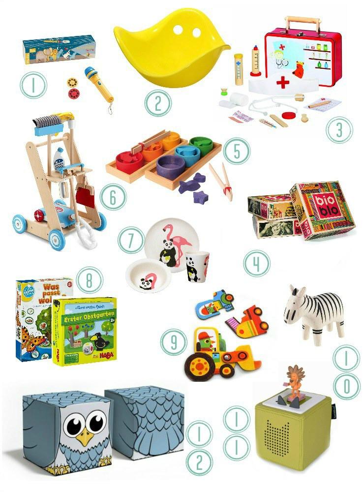 Geschenke Für 1 Jährige  Geschenkideen für 2 3 Jährige Kinder Gewinnspiel Hoxbox