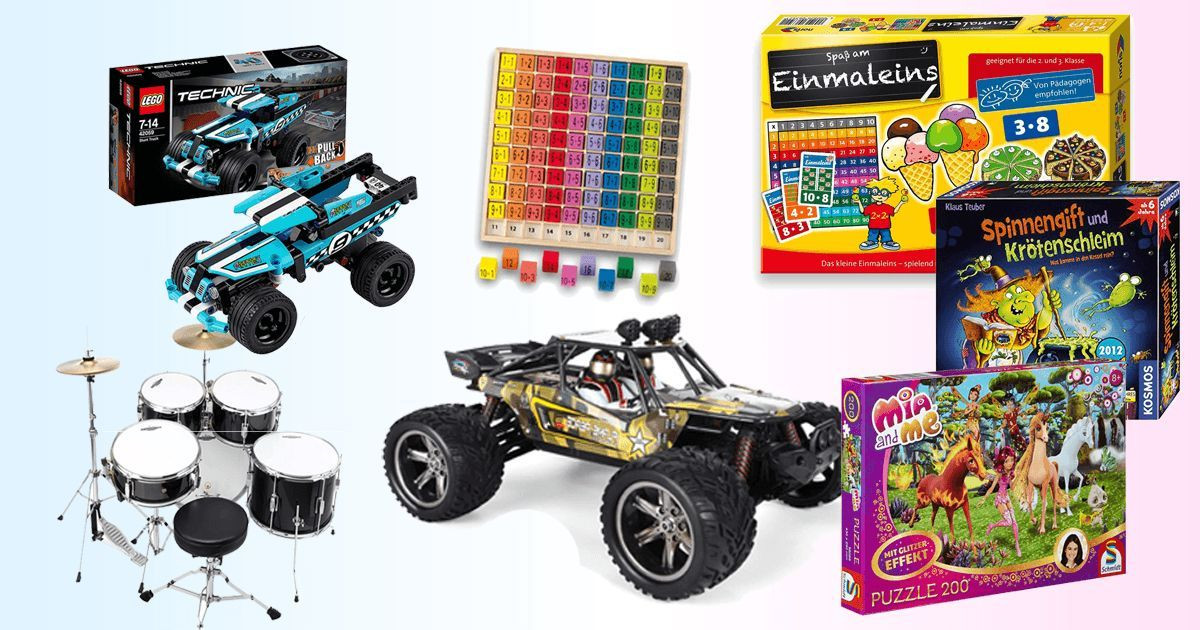 Geschenke Für 12 Jährige Mädchen  Spielzeug für 7 jährige Mädchen & Jungen [67 Geschenkideen