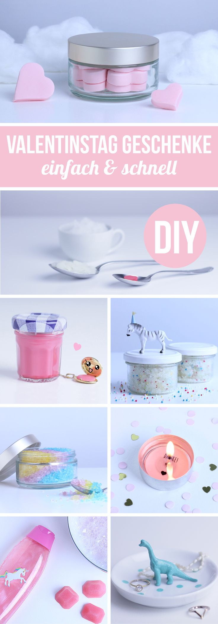 Geschenke Für Die Beste Freundin Diy  Die besten 25 Valentinstag geschenke Ideen auf Pinterest