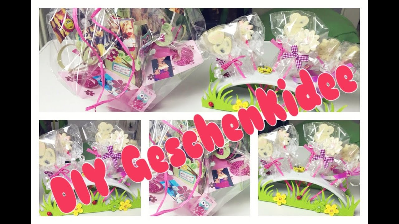 Geschenke Für Die Beste Freundin Diy  DIY 2 süße Geschenkideen für beste Freundin Schoko