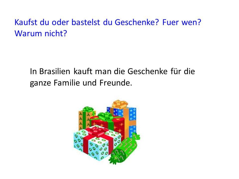 Geschenke Für Die Ganze Familie  Weihnachten in Brasilien ppt video online herunterladen
