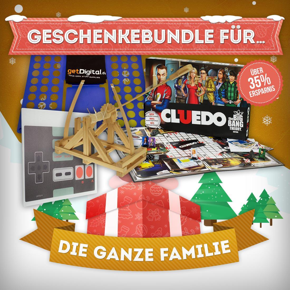 Geschenke Für Die Ganze Familie  Geschenke Bundle für ganze Familie
