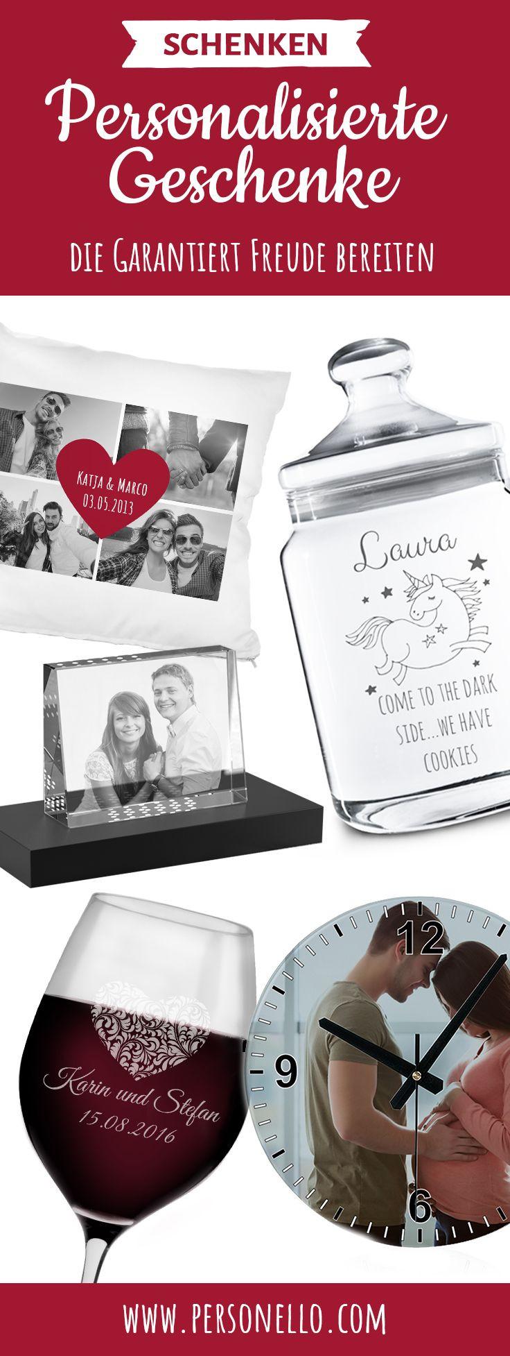 Geschenke Für Die Ganze Familie  Raffinierte Gravur und Fotogeschenke Personalisierte