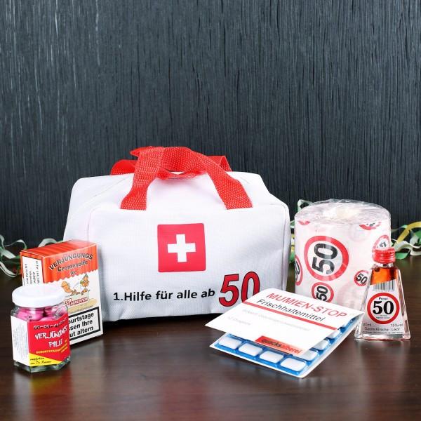 Geschenke Für Frauen Ab 70  1 Hilfe Tsche zum 50 Geburtstag