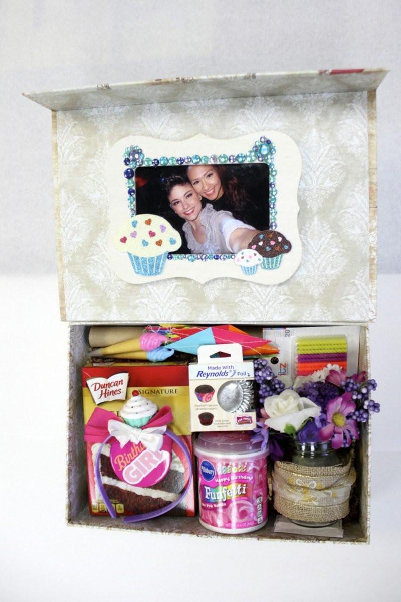 Geschenke Für Freundin Selber Basteln  Geschenkideen beste Freundin selber machen Inspirationen