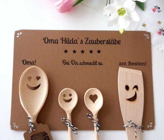 Geschenke Für Oma Selber Machen  Geschenke Fur Mama Muffins Fa 1 4 R Zum Geburtstag Selber