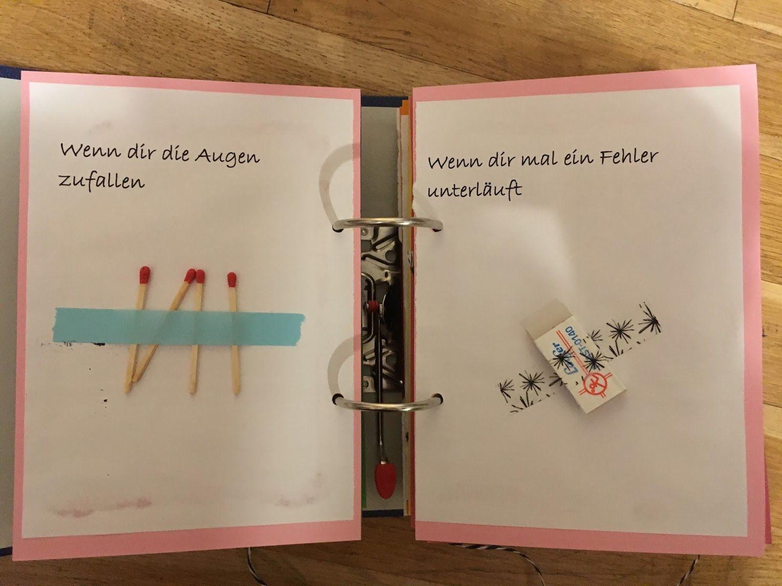 Geschenke Für Oma Selber Machen  Wenn Buch Ideen Hochzeit Pinterest