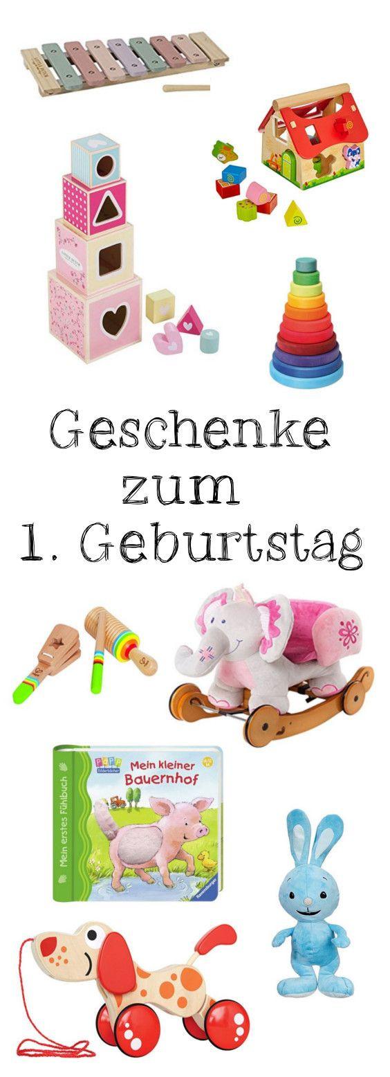Geschenke Für Zweijährige Mädchen  20 Geschenkideen zum 1 Geburtstag