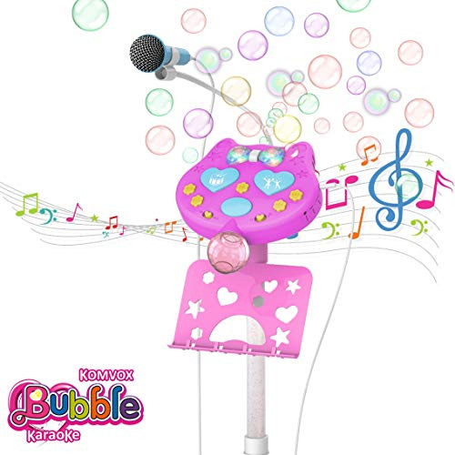 Geschenke Mädchen 9 Jahre  Mikrofon Mädchen Test Hier spielt Musik Top