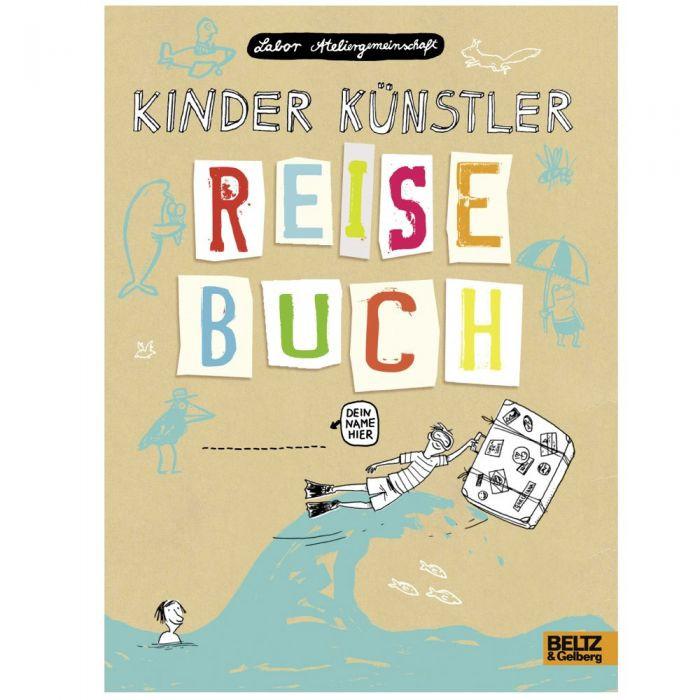 Geschenke Mädchen 9 Jahre  Kritzel Reise Buch Beltz Verlag