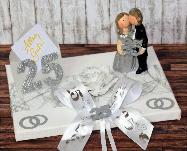 Geschenke Silberhochzeit Eltern  Die besten 25 Geldgeschenke zur silberhochzeit Ideen auf