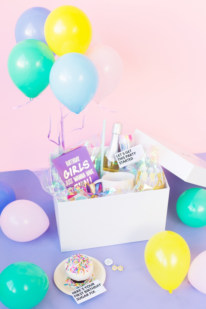 Geschenke Zum 18 Geburtstag Mädchen  1001 Ideen für selbstgemachte Geschenke zum 18 Geburtstag