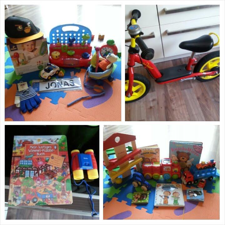 Geschenke Zum 3 Geburtstag Junge  Jonas Geburtstagsgeschenke Geschenke 1 Geburtstag