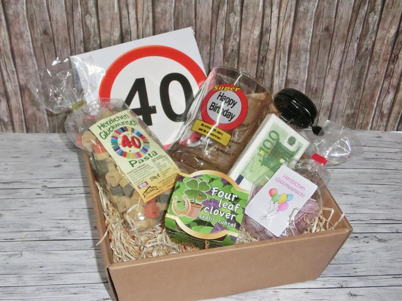 Geschenkideen Zum 40. Geburtstag Mann
