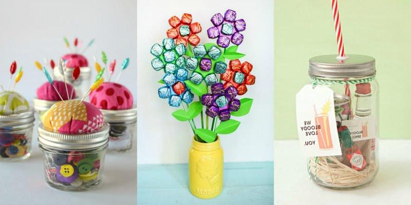 Geschenke Zum Muttertag Basteln  Basteln zum Muttertag 10 liebevolle Ideen DIY